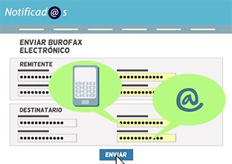 C mo enviar un burofax electr nico notificados for Documentacion para reclamar clausula suelo